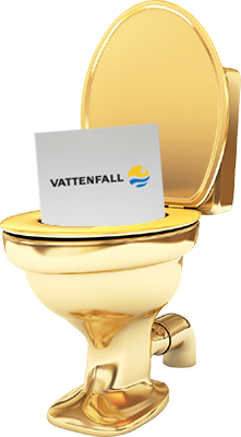 You are voting for Vattenfall